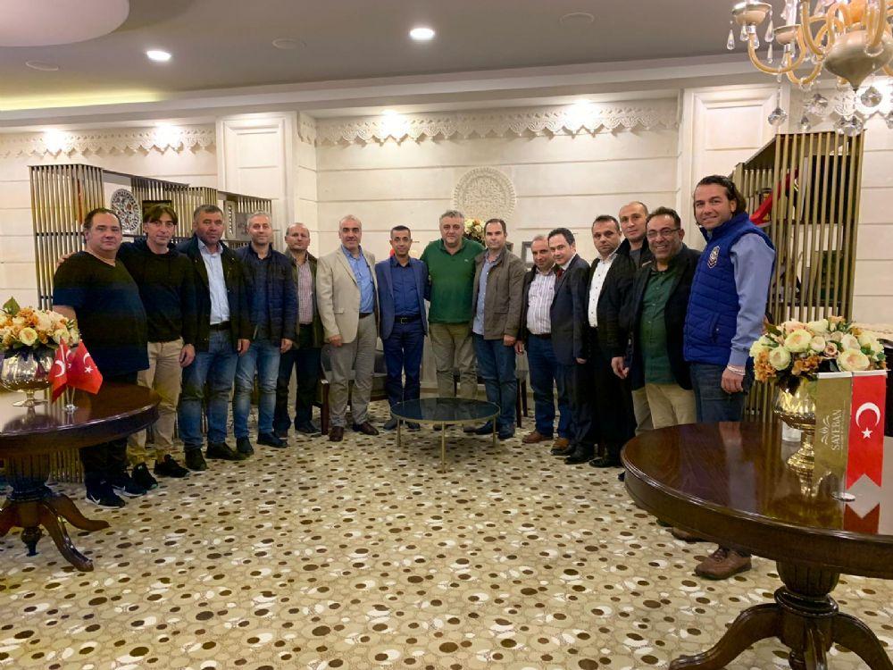 Silivrili Trabzonlulardan, Yomra kampına ziyaret
