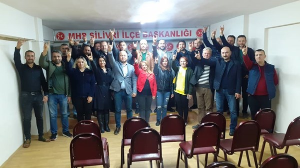 MHP Yönetimi toplandı