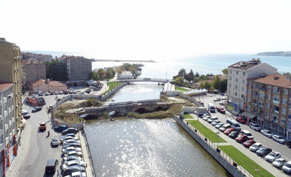Kısa köprünün restorasyon kararı onaylandı