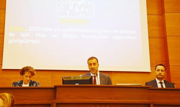 Mecliste 'stratejik plan' tartışması
