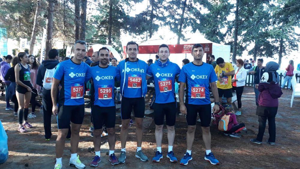 Silivrili Bisikletçiler Edirne'de