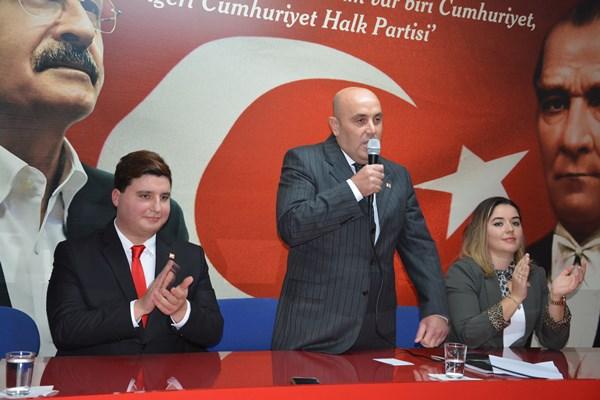 CHP Silivri'de ilk aday, Mümün Koçoğlu