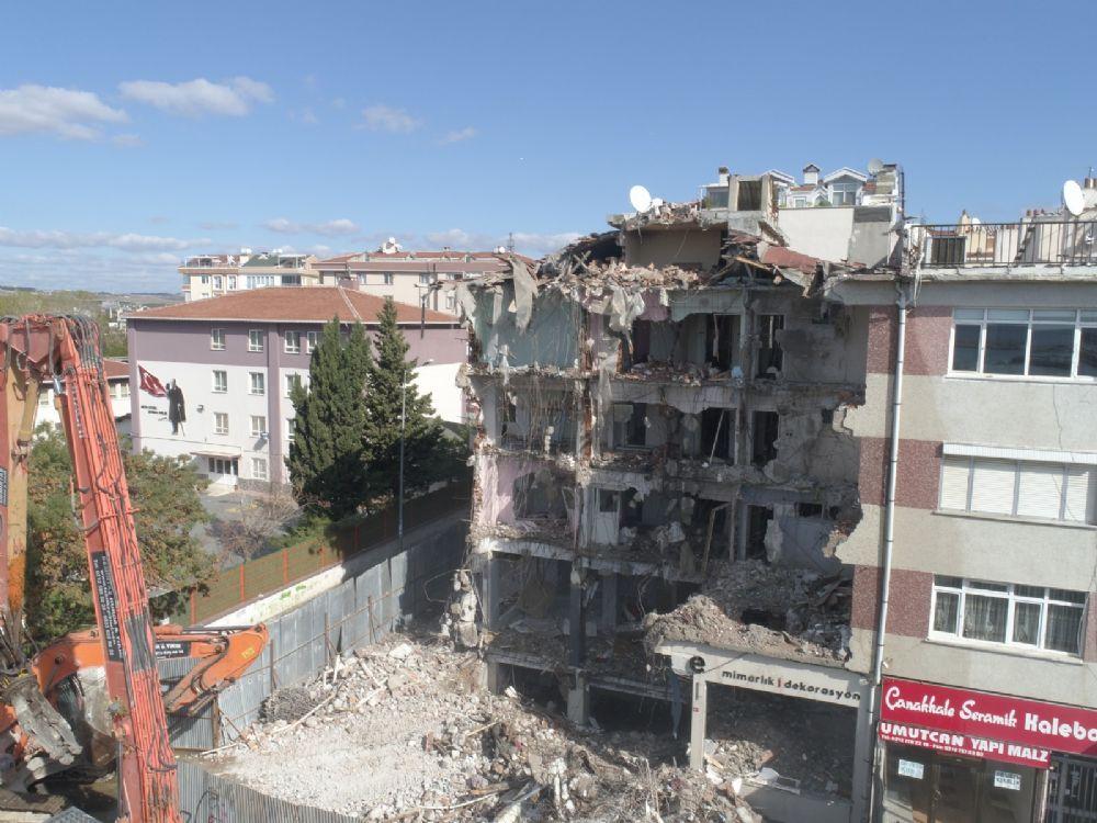 Silivri Belediyesi, kentsel dönüşüm çalışmalarını hızlandırdı