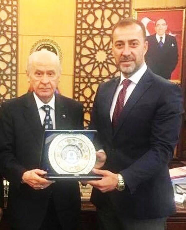 Başkan Bey, Ankara temaslarını tamamladı