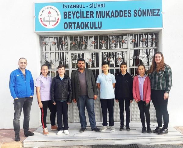 Öğrencilerimizden Gençlik ve Spor Bakanlığına proje