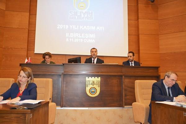 Kasım Ayı Meclisi'nin 2. Bileşimi yapıldı