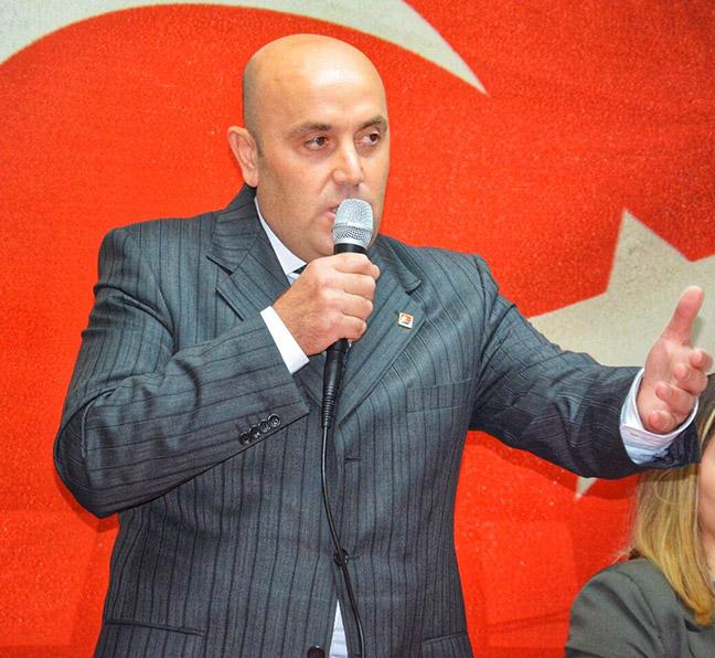 Koçoğlu: Bu ülkenin imzası Atatürk'tür