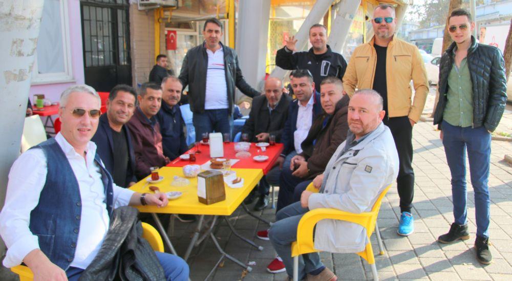 Nuray Koçer, Silivrisporlularla birlikte