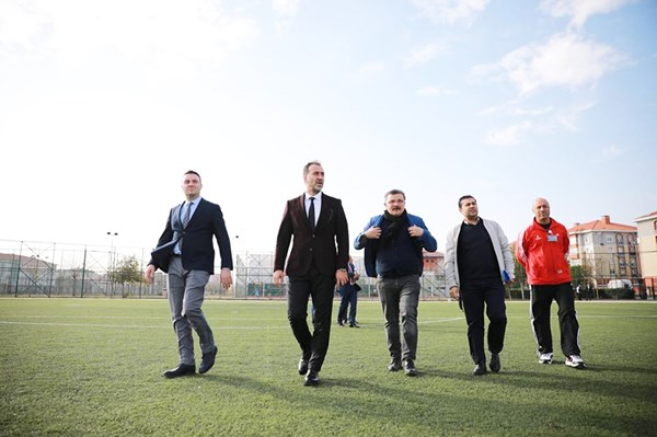 Silivri Stadı'nın yeri
