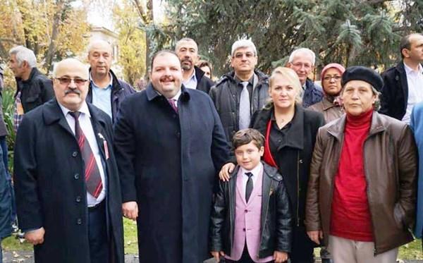Silivrili İYİ'ler Grup Toplantısına katıldı