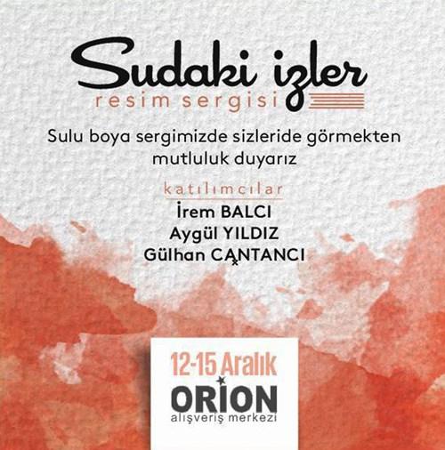 Sudaki İzler Orion'da