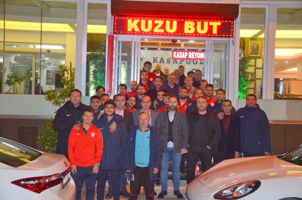 Silivrispor, Kasapoğlu'nda buluştu