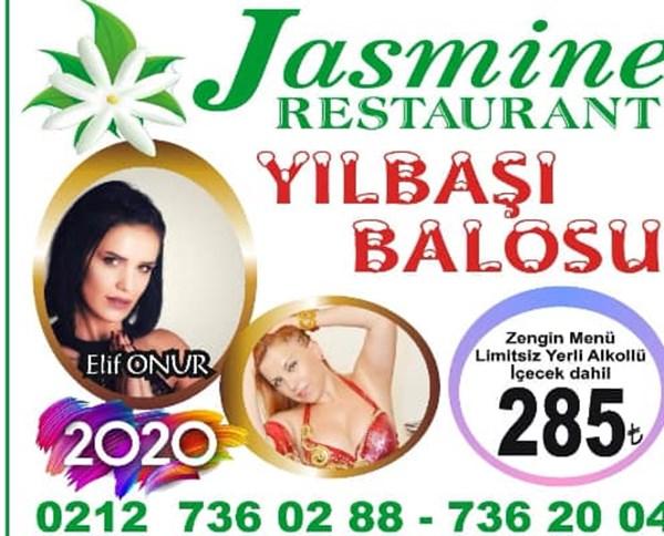 Yeni yıla keyifli bir merhaba için Jasmine sizi bekliyor