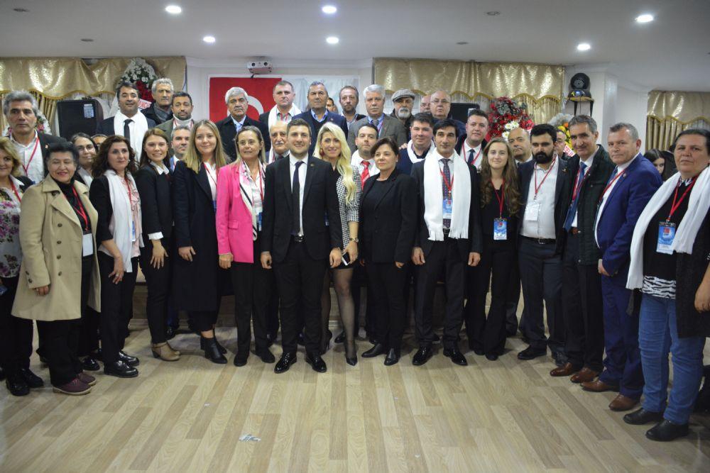 CHP'nin Başkanı Berker Esen oldu