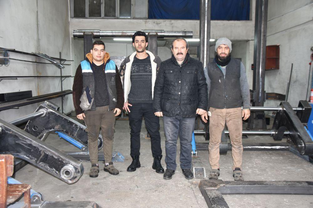 A'dan Z'ye kablo fabrikası imalatı