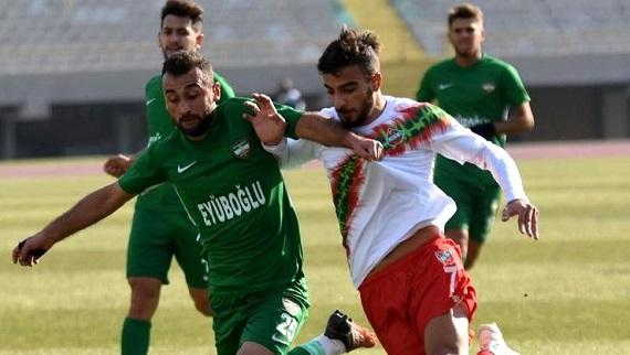 Tepecikspor, Karşıyaka'yı elinden kaçırdı 1-1