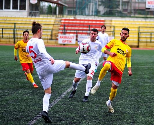 Çatalcaspor'un yenileri Edirnespor ile yenişemedi: 1-1