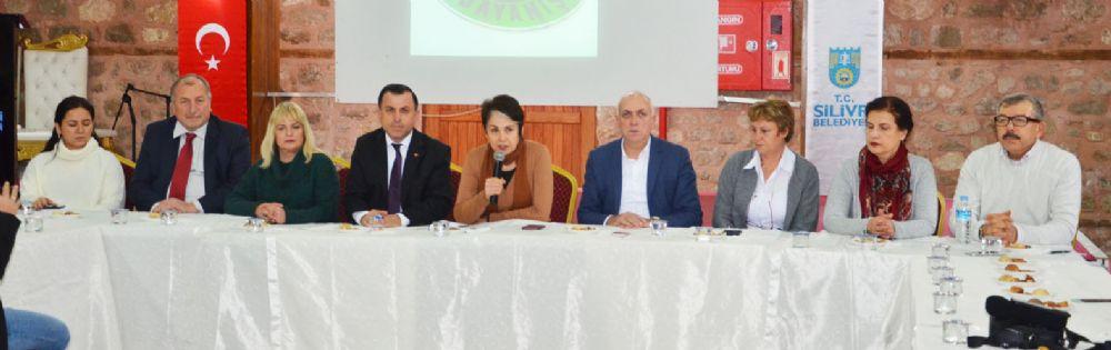 Deprem Çalıştayı öncesi basın toplantısı düzenlendi