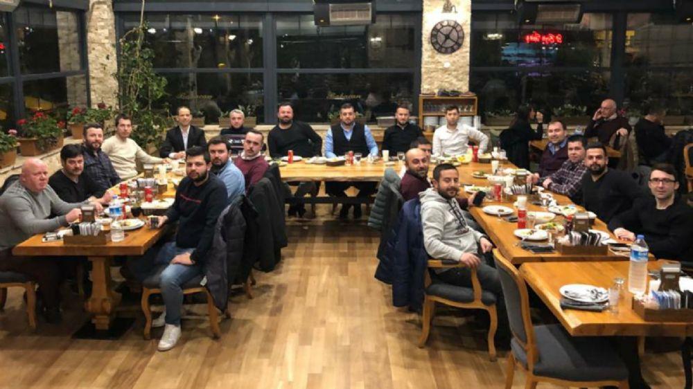 Aycan Çevik'ten, Değirmenköy yönetimine yemek
