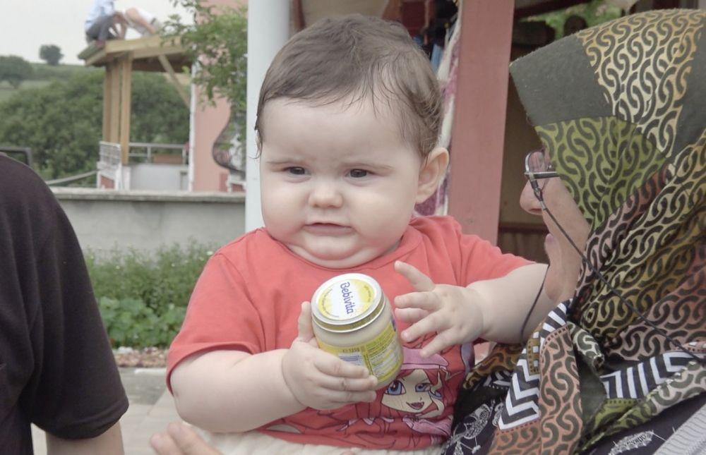 Bebeklerin maması Silivri Belediyesi'nden