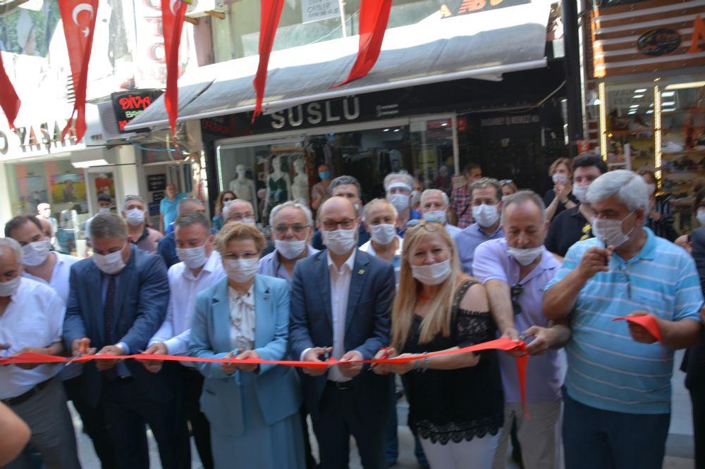 ADD Silivri Şubesi yeni yerinin açılışını yaptı