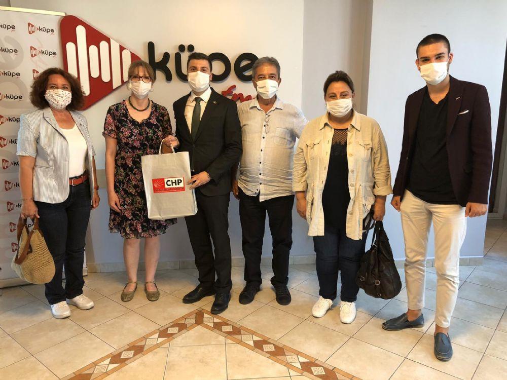 CHP basın emekçilerinin bayramını kutladı