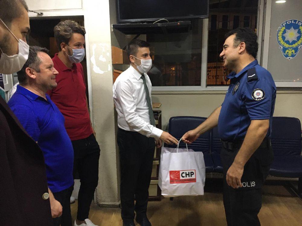 CHP'den Selimpaşa'ya gece çıkarması