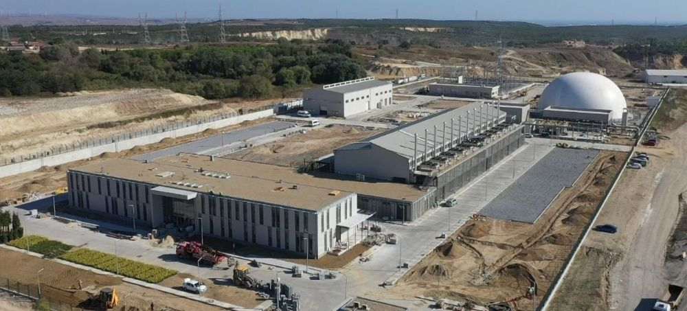 Seymen Çöp Gazı Enerji Üretim Tesisinin ilk etabı faaliyete geçti