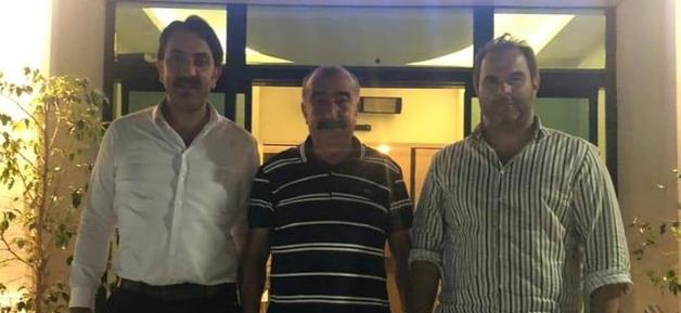 Ebuzade ve Ayfar'dan Silivrispor'a destek
