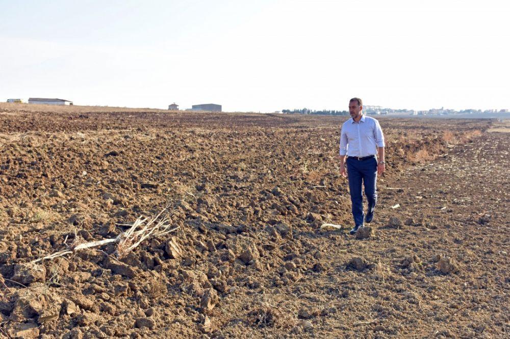 Başkan Yılmaz: Silivri'de tarım, üretim demeye devam edeceğiz