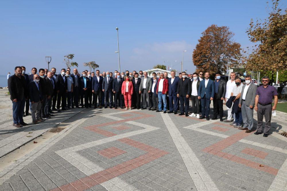 Gür: Silivri'de kazandığımız belediye İstanbul'da birçok yere örnek ve vesile olacak
