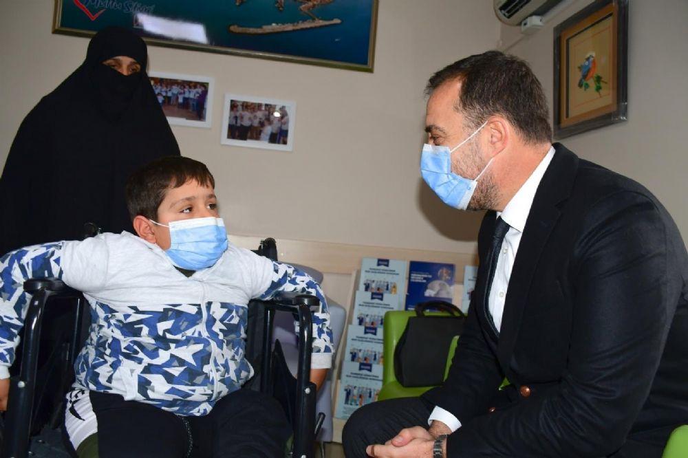 Silivri Belediyesi engellileri unutmuyor