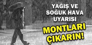 İstanbul soğuk hava sisteminin etkisine girecek