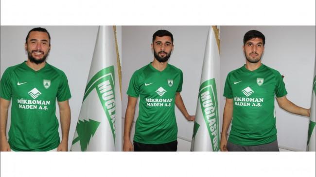 Muğlaspor'da transferlere devam