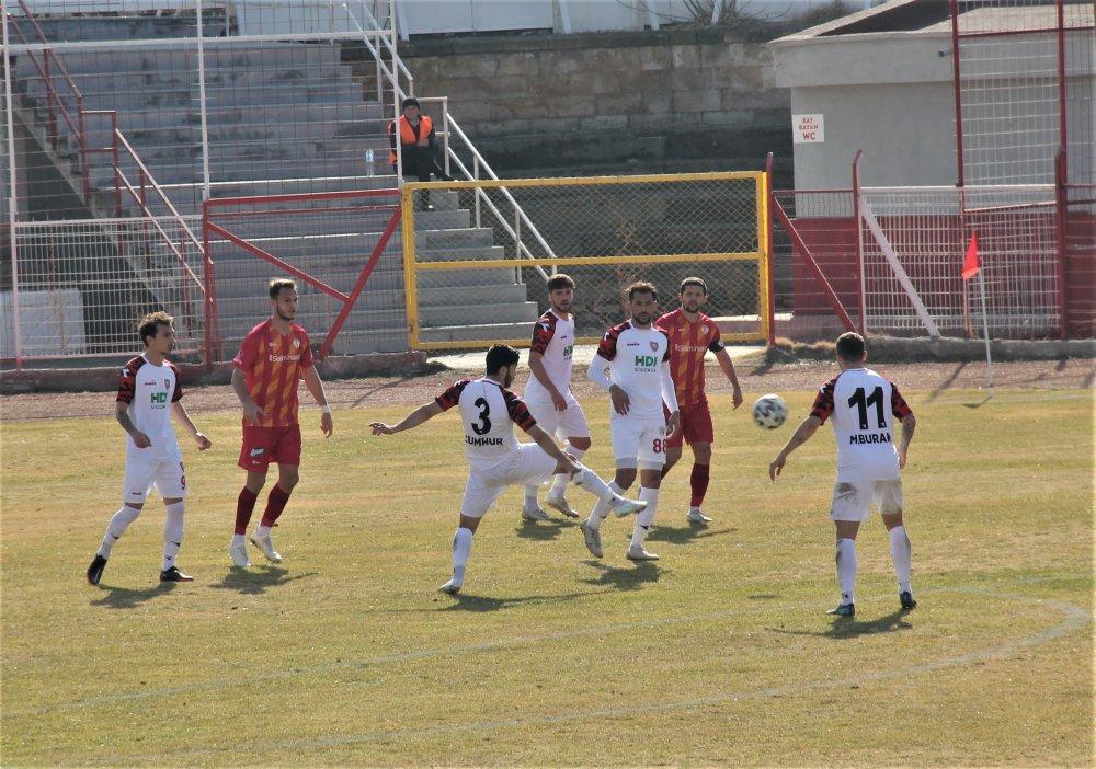 Edirne, Nevşehir deplasmanından puanla döndü 0-0