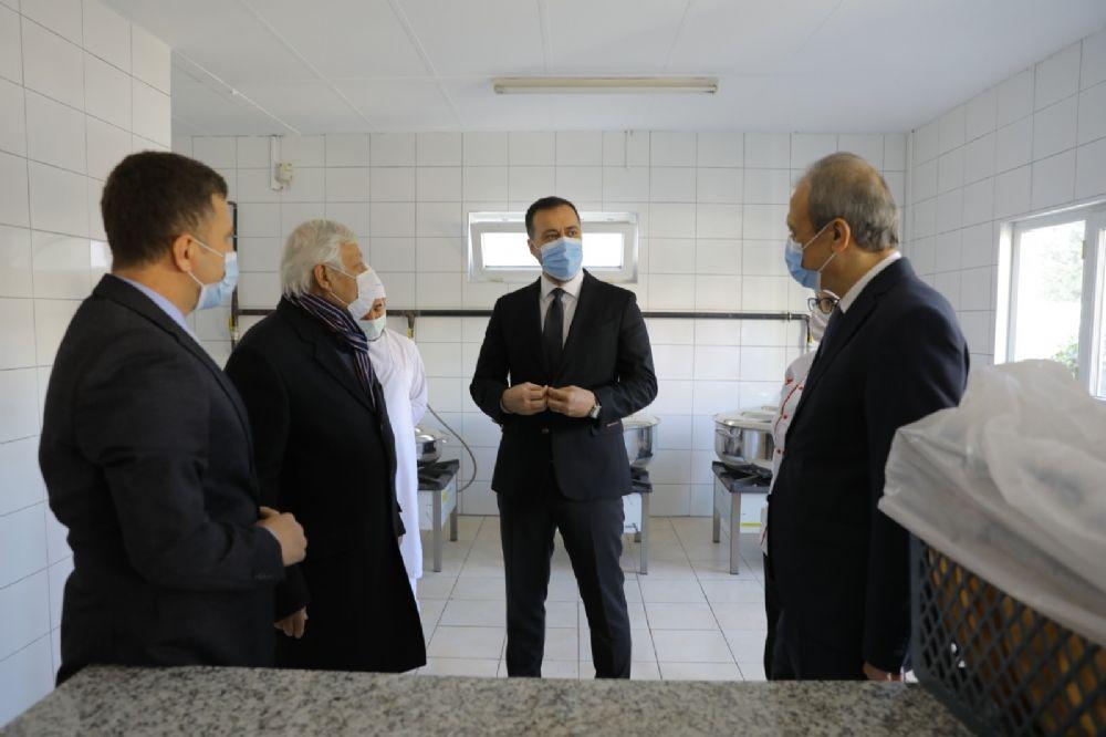 Silivri Belediyesi Eryap Aşevi Hizmete açıldı