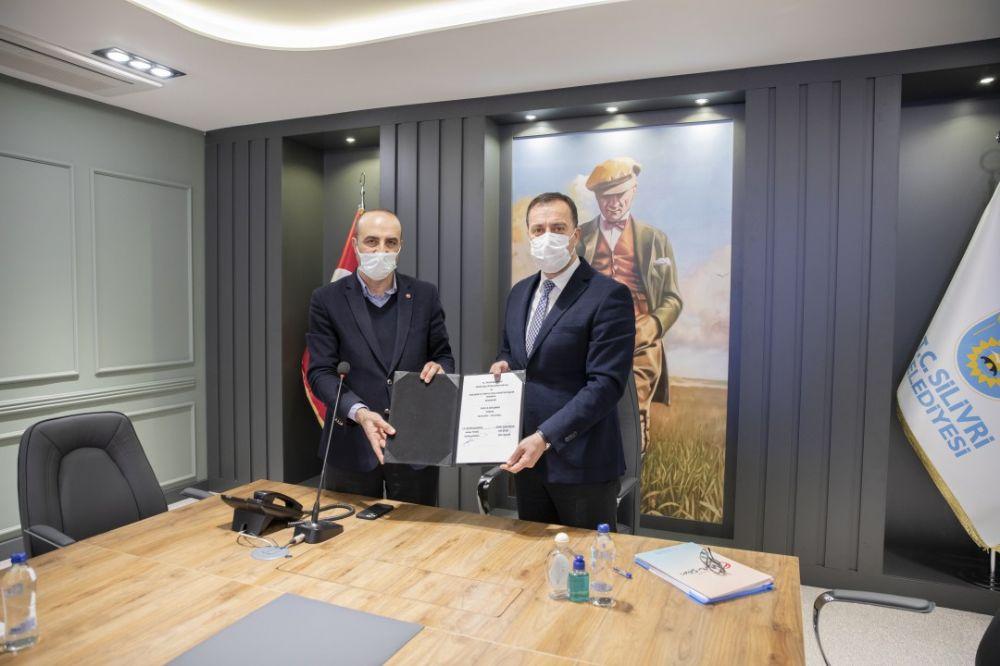 Silivri Belediyesinde Toplu İş Sözleşmesi imzalandı