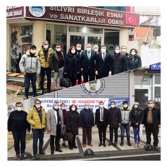 Esen, Kılıçdaroğlu'nun esnaf için çözüm önerilerini anlattı