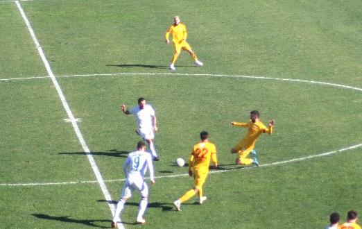 Çatalca'dan kritik yenilgi 1-2