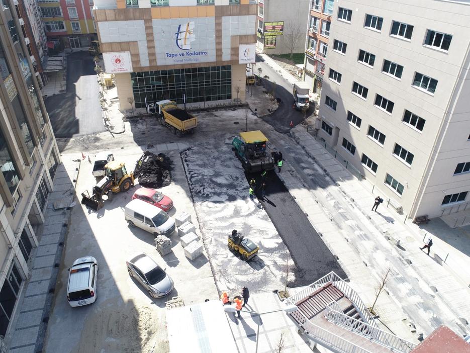 Yol zemin iyileştirmeleri ve imalatlar