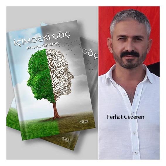Gezeren ilk romanı ile edebiyat dünyasına merhaba dedi