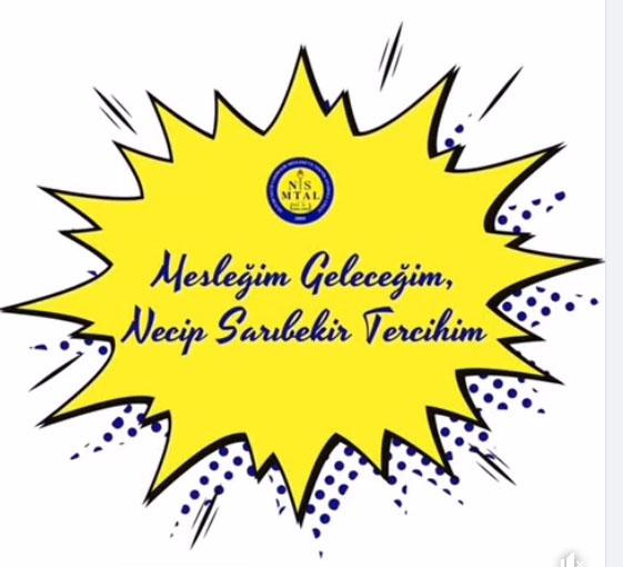 Sarıbekir Lisesi okul sloganını yarışmayla seçti