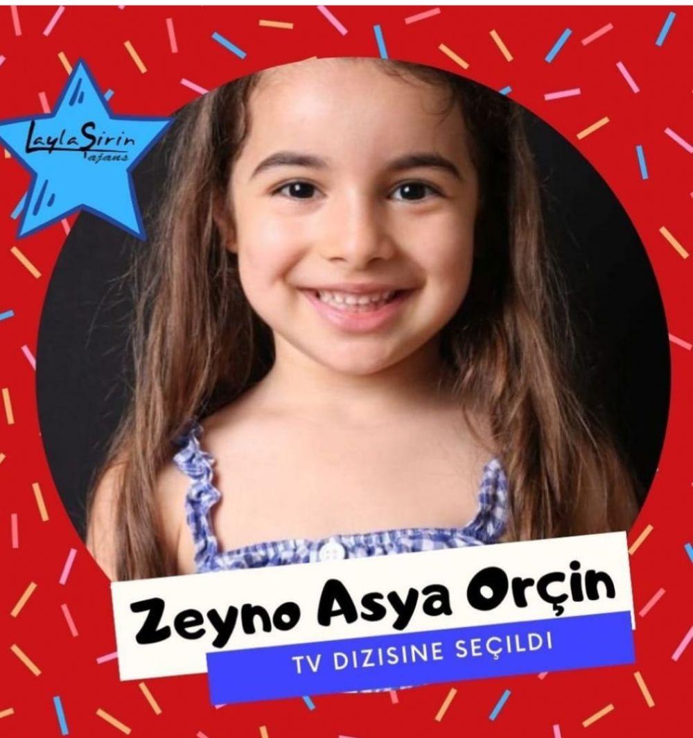Zeyno Asya Orçin, oyunculuk dünyasına adım atıyor