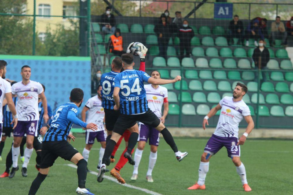 Arnavutköy Belediye zirveye yerleşti 3-1