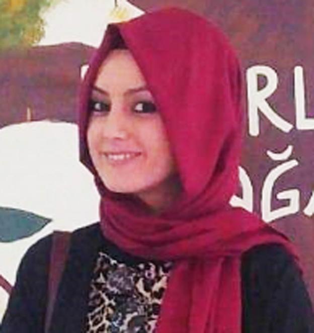 Esra Gezeren Sarıahmet